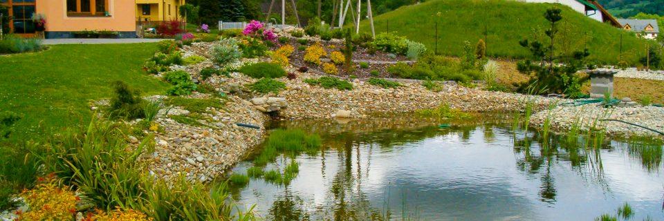 Realizace zahrad na klíč od návrhu po realizaci
